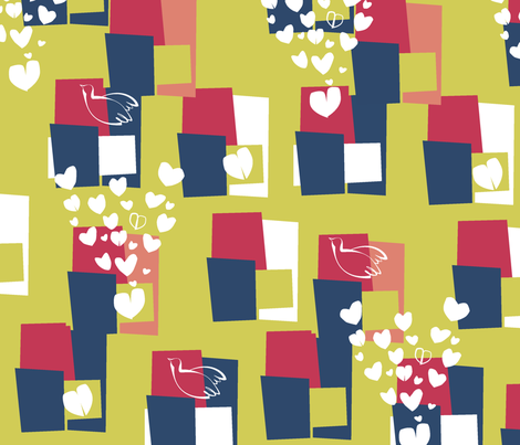 Matisse4_copy_Page_2 fabric by ©l©ment_cr©atif on Spoonflower - custom fabric