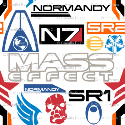 Mass Effect Icons