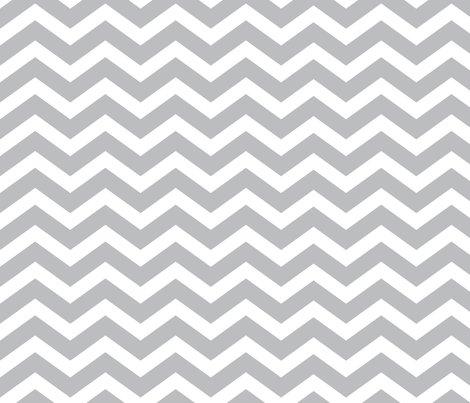 light gray chevron fabric blissdesignstudio spoonflower