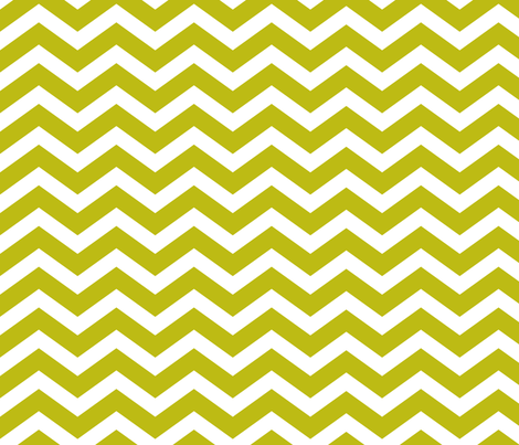 lime chevron