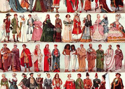 Historic Costume