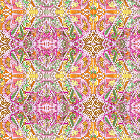 The Wedding Party fabric by edsel2084 on Spoonflower - custom fabric