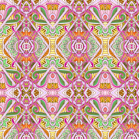 Deco Egyptian fabric by edsel2084 on Spoonflower - custom fabric