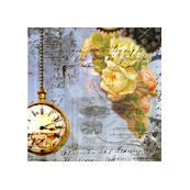 Steampunk & Yellow Roses