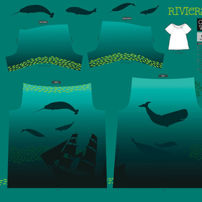 Hidden Treasure Riviera Tee
