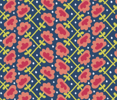 MATISSE_2 fabric by glorydaze on Spoonflower - custom fabric