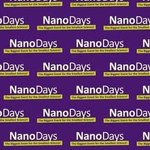 NanoDays logo