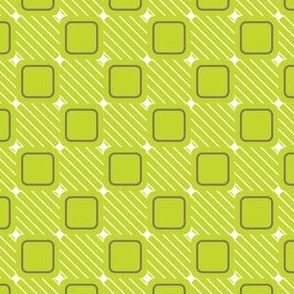 Geo Cool Blocks - Green