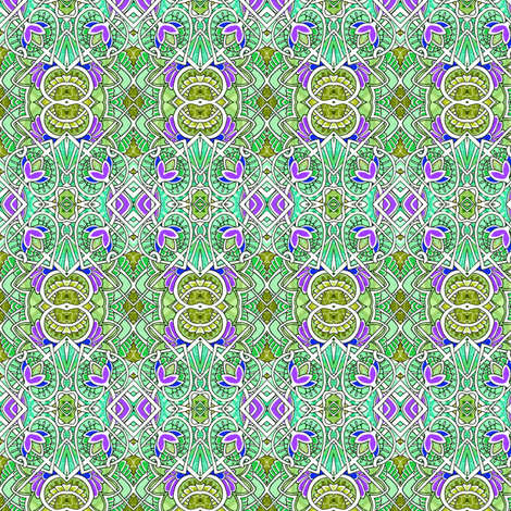 Sprouts fabric by edsel2084 on Spoonflower - custom fabric