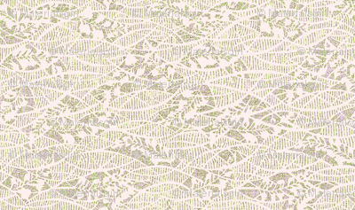Soft Fern - creamy pale pink lace, gray moss, lavender. Weddings.