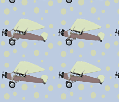 High Flying..... fabric by seworegon on Spoonflower - custom fabric