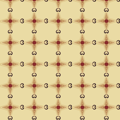 Diamond fabric by kirpa on Spoonflower - custom fabric