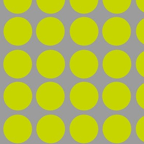 Gray and Citron Polkas