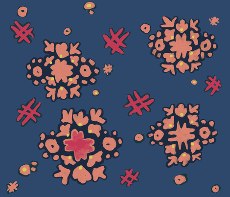 Matissimo fabric by spoonnan on Spoonflower - custom fabric