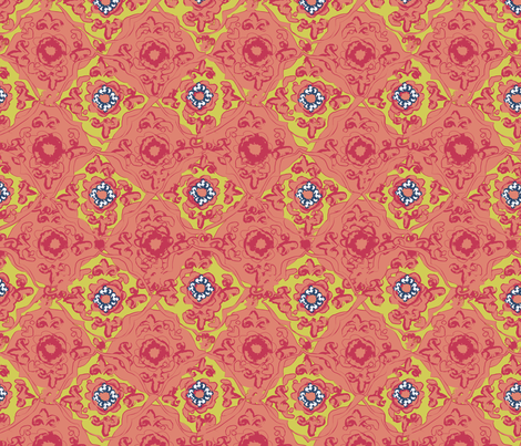 Matisse-5 fabric by ottomanbrim on Spoonflower - custom fabric