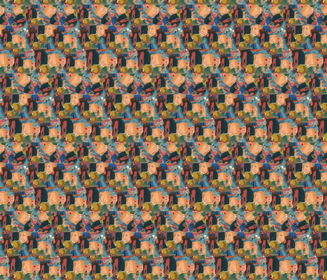 Country_Waypattern fabric by lacefables on Spoonflower - custom fabric