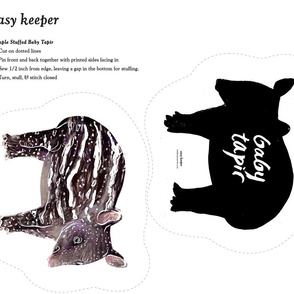 tapir stuffee
