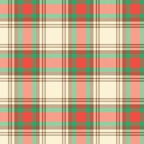 holiday tartan