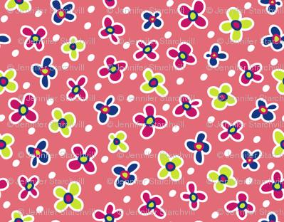 Matisse Flowers_Pink