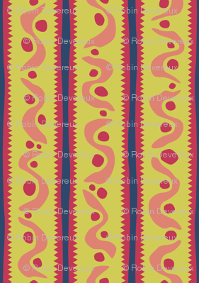 matisse ribbon stripe