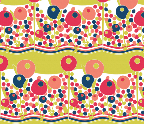 Matisse Poppies fabric by artsycanvasgirl on Spoonflower - custom fabric