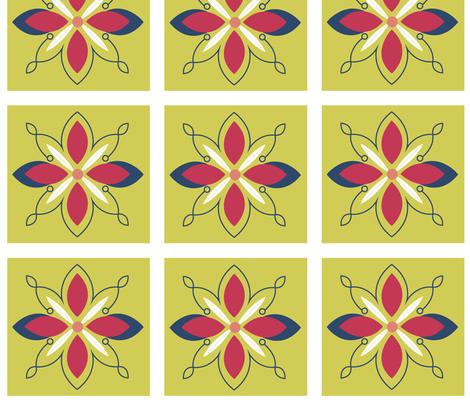 Matisse Fabric