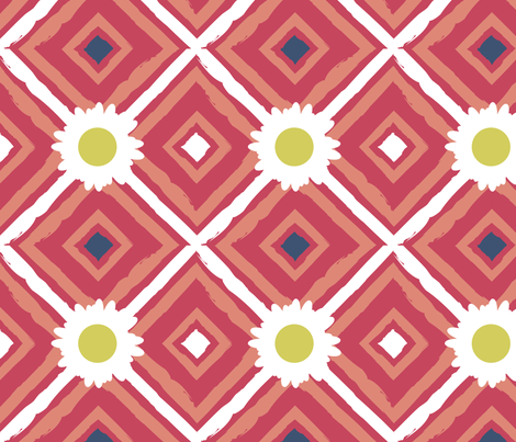 matisse inspired fabric