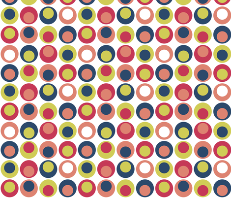 Matisse_Mod fabric by ghennah on Spoonflower - custom fabric