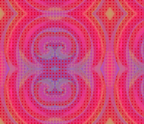 redswirls fabric by y-knot_designs on Spoonflower - custom fabric