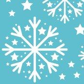 Snowflakepatternaqua_shop_thumb