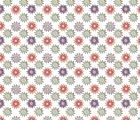 On_white fabric by kirsten_miller on Spoonflower - custom fabric