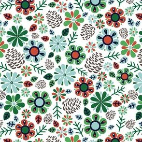 Woodland Floral #6