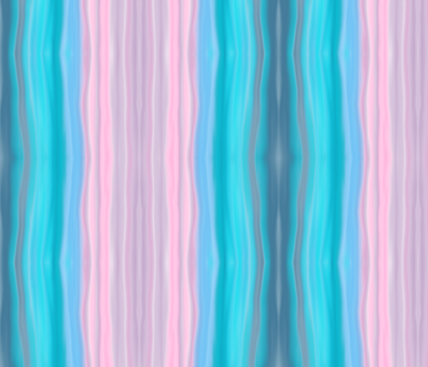 Pink/blue wash fabric by lerhyan on Spoonflower - custom fabric
