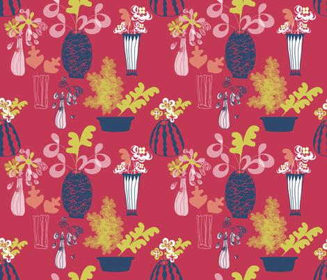 spoon_Matisse fabric by blimblimb on Spoonflower - custom fabric