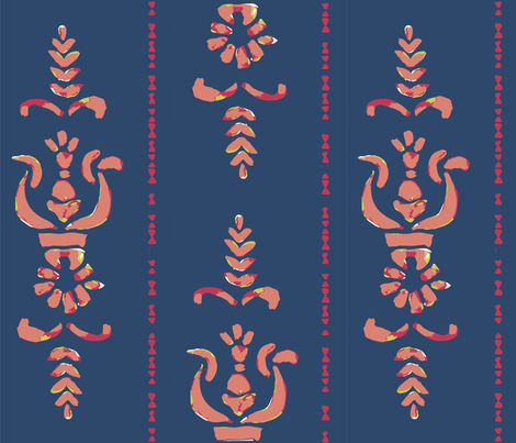 matisse-ish fabric by j_magnarella on Spoonflower - custom fabric