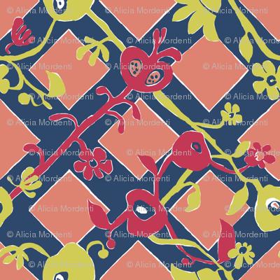 Matisse Floral