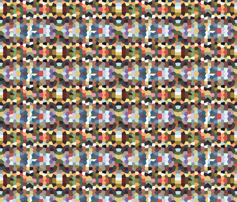 geofetti 3 fabric by nature_guild on Spoonflower - custom fabric