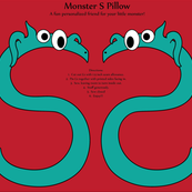 monster_S_pillow