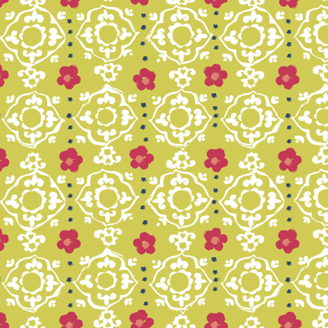 Matisse-4 fabric by ottomanbrim on Spoonflower - custom fabric