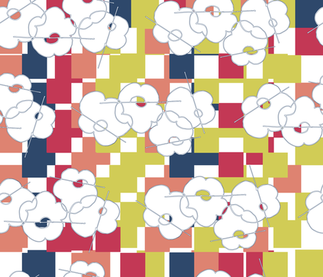 I_love_matisse-01 fabric by sofiedesigns on Spoonflower - custom fabric