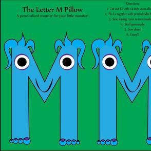 lettermpillow