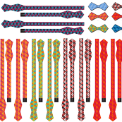Mod Boxes - Cut & Sew 7 Bow Ties