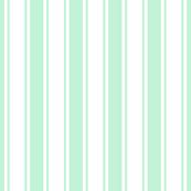 ticking stripes ice mint green