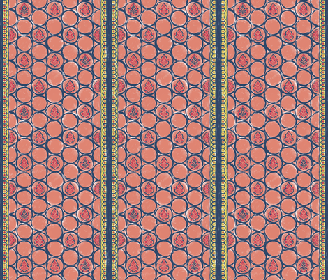 Fauvist fabric by resdesigns on Spoonflower - custom fabric