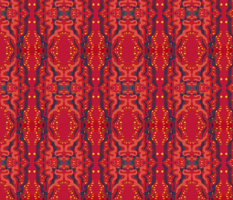 Matisse Ornamental Orient fabric by eve3 on Spoonflower - custom fabric