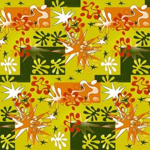 Matisse aloha fabric