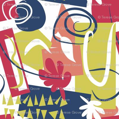 Matisse Anfitrite
