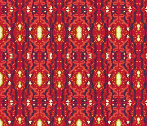 MatisseFlor-ed fabric by eve3 on Spoonflower - custom fabric