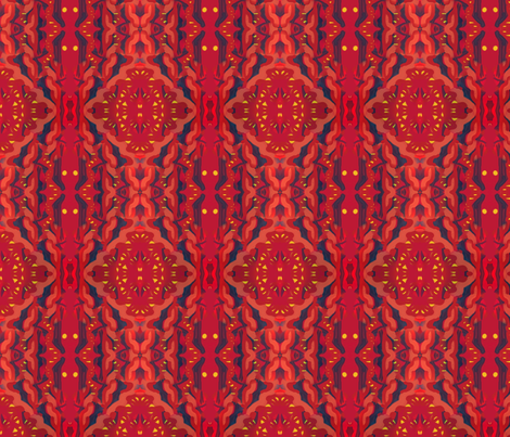Matisse Orient Rich fabric by eve3 on Spoonflower - custom fabric