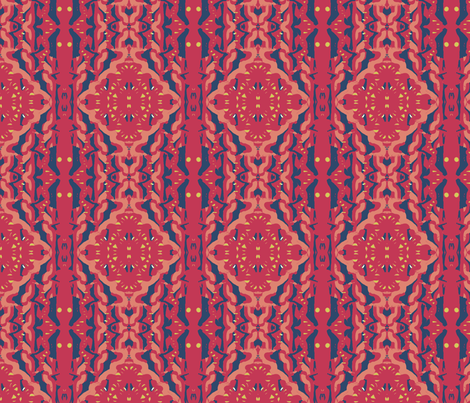 Matisse Orient fabric by eve3 on Spoonflower - custom fabric